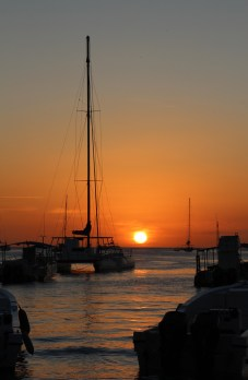 bayahibe sunset